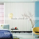 Bintronic Taiwan Manufacturer Vertical Blinds Tracks With Components And Electric Mechanism