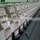 high quality 12 head computerized embroidery machine