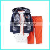 New design baby garment set children boys clothing set kid winter clothes set