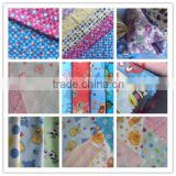 cotton flannel fabric for baby clothing pajamas