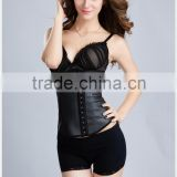 Hot Sale Women slimming sexy underbust plus size latex corset loss weight for training sports