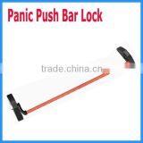 UL listed push panic bar lock panic exit device