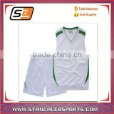 Stan Caleb Any Logo Cheap Custom Basketball Jersey Uniform Design