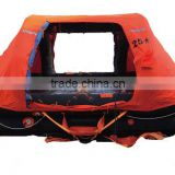 Marine Solas Z Life Saving Equipment Inflatable Life Rafts With 25 Person