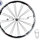 700C Road Bike Aluminum Bicycle Wheel