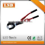 CC-50A portable hydraulic electric rebar cutter cable cutting tool