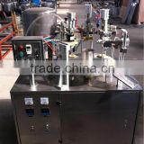 plastic tube filling and sealing machine/filling and sealing machine/soft plastic tube filling and sealing machine