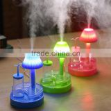 250ml LED USB Night Light Mini Spray Humidifier Home Use Office Desk Air Purifier Aromatherapy Humidifier
