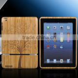 Bamboo case for ipad for ipad bamboo case Bamboo tablet computer case