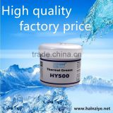 msds best cost performance msds silicon thermal paste/compound/grease for cpu water cooling