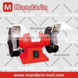 Two Types Electric Grinder tools Bench Grinder, Belt Grinder, TLM-BD-125, 150W, 2950RPM, 125X16X12.7MM