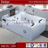 Europe five star hotel bathtub installation, health for customer body bathtub, bathtub jets for surfing massage