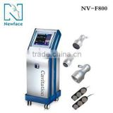 Wrinkle Removal Google F800 Fast Cavitation Cavitation Weight Loss Machine Slimming System With Vacuum Body Contouring
