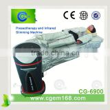 CG-6900 hot selling !! portable high quality effective lymphatic drainage pressotherapy device for fat reducing