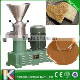 Industrial 80 colloid mill peanut / tomato paste /garlic paste butter making grinder machine