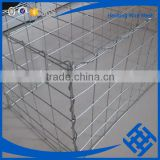 2016 hot sale galvanized welded gabion box