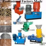 Professional Home alfalfa pellet machine for sale Sawdust Straw Bioamas Feed Pellet Machine Flat Die Ring Die
