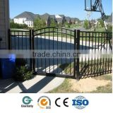 Yard guard aluminum fence