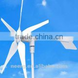 600w 5-blade Horizontal Axis Wind Turbines