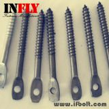 Flat head wood screw-Infly Fasteners factory