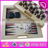 2015 Best Chinese checkers wooden backgammon,game set wooden toy wooden backgammon,cheap wooden backgammon wj277098