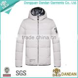 Custom european new style men brand goose down jacket for winters