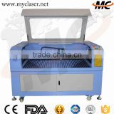Co2 reci laser iron sheet cutting machine cut out metal letters hot sale MC1390