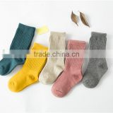 15 kinds of baby leg warmers knitting pattern /baby gripper plain color socks /christmas baby leg warmers