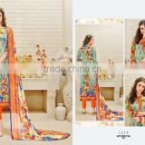 Long Digital Print Designer Readymade Printed Suits/indian ladies suits fancy salwar/ frock suits for women