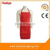 High Quality OEM Cheap Wholesale Washable Breathable Comfort Cotton Chef Waist Aprons For Adult