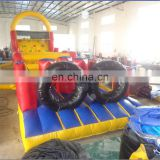 CE approved inflatable water obstacle course for sale / the beast inflatable obstacle / adult inflatable obstacle course