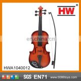 Hot Selling plastic funny musical electronic violin toy