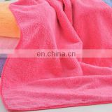 Wholesale bulk/custom print your name microfiber towel factory