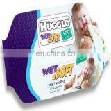 120 PCS jumbo Pack HIGH QUALITY HUGGLO WET WIPES TURKISH PRODUCTS