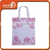 2016 Eco friendly cheap custom pp non woven shopping bag