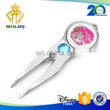 Wholesale High Quality Golf Divot Repair Tool with Crystal
