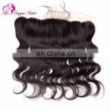 Qingdao hair factory Hot selling top brazilian hair wholesale lace frontal 13x4