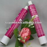 Empty Collapsible Aluminum Hair Dye Packaging Tube