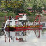 Sand Dredging Boat 1968kw Engine Power Sand Production