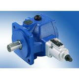 Pv7-1x/100-118re07mc3-16 Transporttation Rexroth Pv7 Double Vane Pump Pressure Flow Control