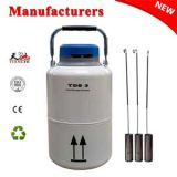 China liquid nitrogen dewar 3L with straps 6 canisters price in LV