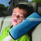 Auto Pillow Car Safety Belt Protect Shoulder Pad Adjust Vehicle Seat Belt Cushion for Kids Children