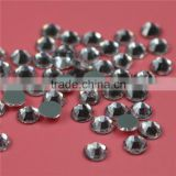Low Price Wholesale DMC flatback hotfix rhinestone stones for saree