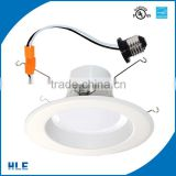 90-Watt Equivalent White LED Recessed Retrofit Downlight with 6 Inch Fits Housing Diameter