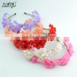 artificial fabric lace hair bands 352G03FI