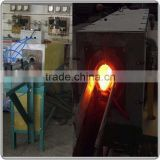 200KW induction hot forging machine for nuts and bolts making