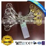 decoration hanging lights invisible led string lights timed battery operated led string light