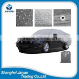 Factory OEM high quality folding garage silver PEVA S M L XL XXL car cover for sale