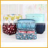 Latest Design High Quality Printing Underwear Organizer Bag/Travel Toiletry Organizer Bag