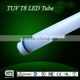 VED TUV 0.6M 1.2M 4ft 1.5M frosted PC cover CRI>80 g13 socket t8 led tube light WITH 5 years warranty